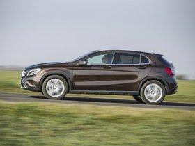 Ver foto 8 de Mercedes Clase GLA 200 CDI X156 UK 2014