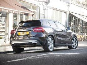 Ver foto 7 de Mercedes Clase GLA 200 CDI X156 UK 2014