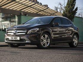 Ver foto 6 de Mercedes Clase GLA 200 CDI X156 UK 2014