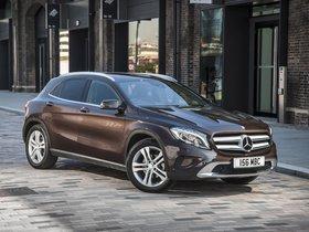 Ver foto 4 de Mercedes Clase GLA 200 CDI X156 UK 2014