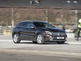 Ver foto 3 de Mercedes Clase GLA 200 CDI X156 UK 2014