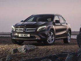 Ver foto 1 de Mercedes Clase GLA 200 CDI X156 UK 2014