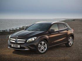 Ver foto 15 de Mercedes Clase GLA 200 CDI X156 UK 2014