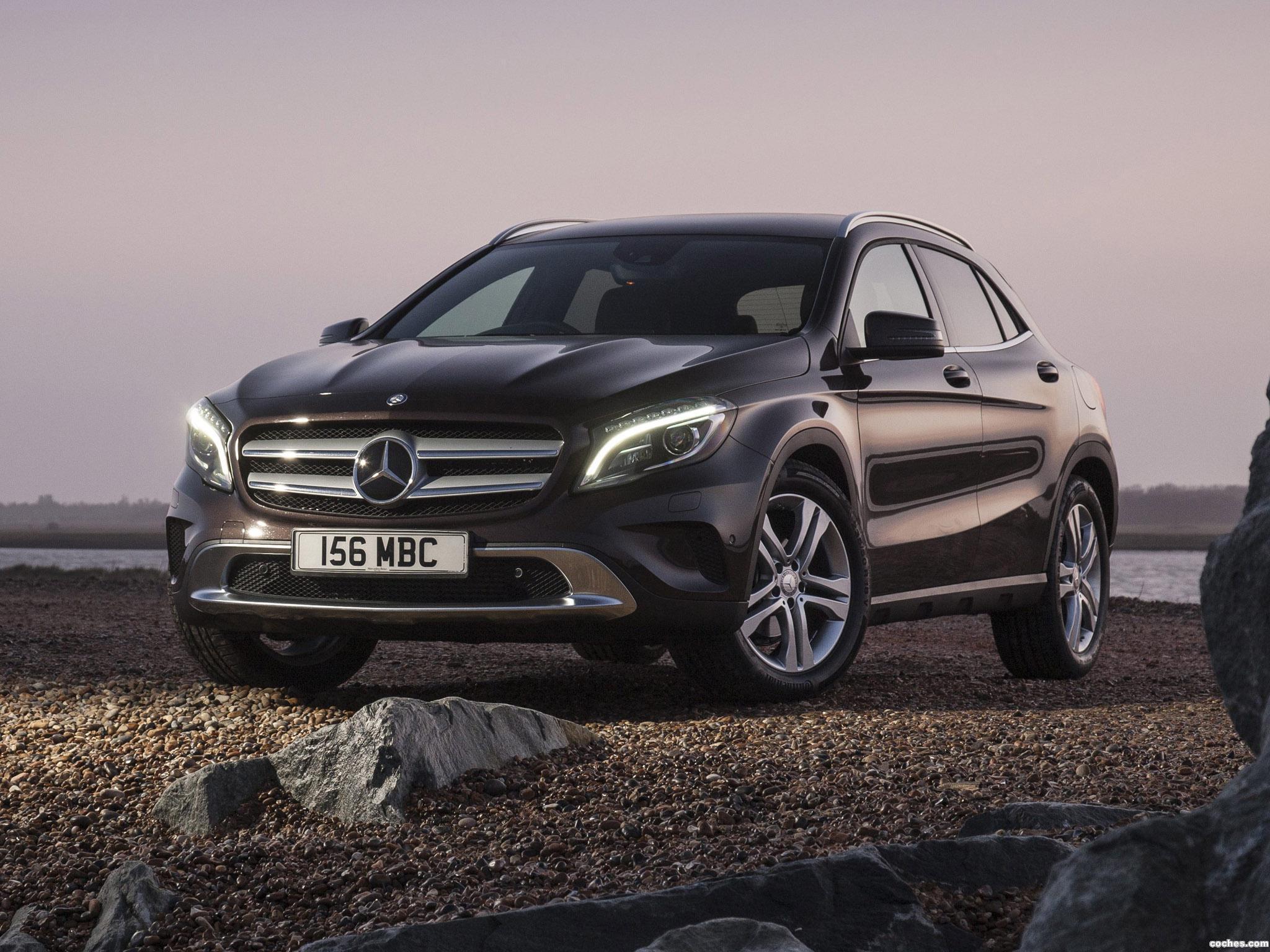 Foto 0 de Mercedes Clase GLA 200 CDI X156 UK 2014