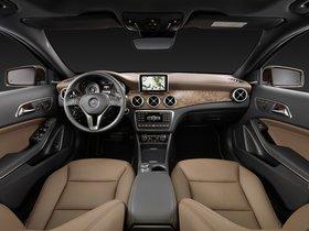 Ver foto 25 de Mercedes Clase GLA 220 CDI 4MATIC X156 2014