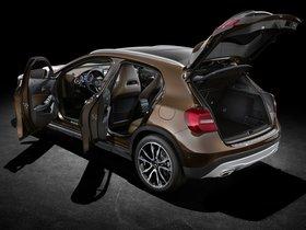 Ver foto 15 de Mercedes Clase GLA 220 CDI 4MATIC X156 2014