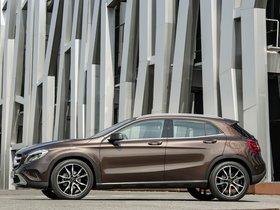Ver foto 14 de Mercedes Clase GLA 220 CDI 4MATIC X156 2014