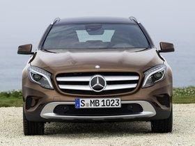 Ver foto 13 de Mercedes Clase GLA 220 CDI 4MATIC X156 2014