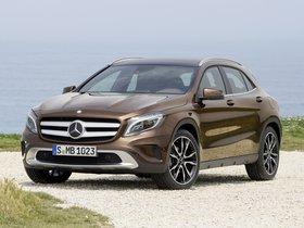 Ver foto 12 de Mercedes Clase GLA 220 CDI 4MATIC X156 2014