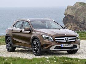Ver foto 11 de Mercedes Clase GLA 220 CDI 4MATIC X156 2014