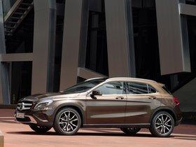 Ver foto 8 de Mercedes Clase GLA 220 CDI 4MATIC X156 2014