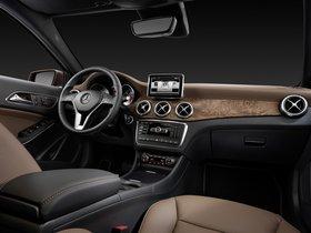 Ver foto 24 de Mercedes Clase GLA 220 CDI 4MATIC X156 2014