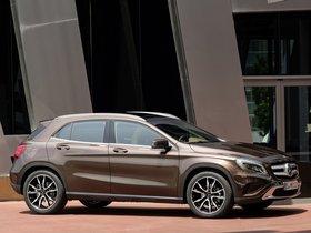 Ver foto 6 de Mercedes Clase GLA 220 CDI 4MATIC X156 2014