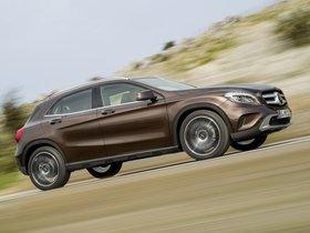 Ver foto 3 de Mercedes Clase GLA 220 CDI 4MATIC X156 2014