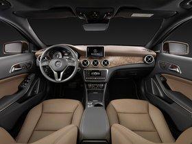 Ver foto 23 de Mercedes Clase GLA 220 CDI 4MATIC X156 2014