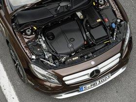 Ver foto 22 de Mercedes Clase GLA 220 CDI 4MATIC X156 2014