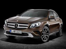 Ver foto 21 de Mercedes Clase GLA 220 CDI 4MATIC X156 2014