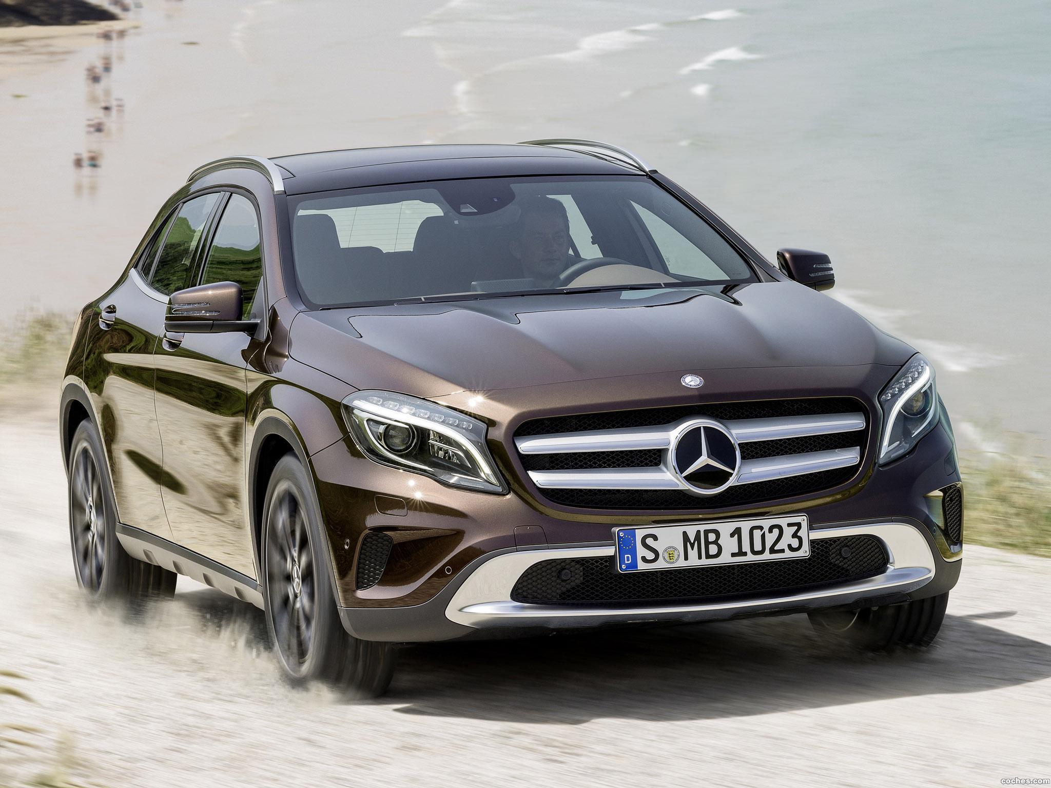 Foto 0 de Mercedes Clase GLA 220 CDI 4MATIC X156 2014
