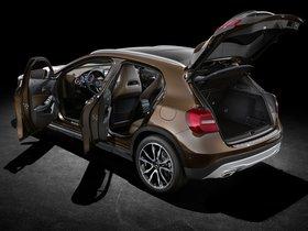 Ver foto 54 de Mercedes Clase GLA 220 CDI 4MATIC X156 2014