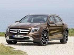 Ver foto 51 de Mercedes Clase GLA 220 CDI 4MATIC X156 2014