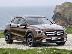Ver foto 50 de Mercedes Clase GLA 220 CDI 4MATIC X156 2014