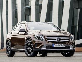 Ver foto 48 de Mercedes Clase GLA 220 CDI 4MATIC X156 2014