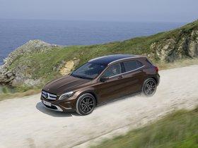 Ver foto 44 de Mercedes Clase GLA 220 CDI 4MATIC X156 2014