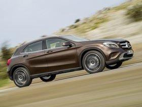 Ver foto 42 de Mercedes Clase GLA 220 CDI 4MATIC X156 2014