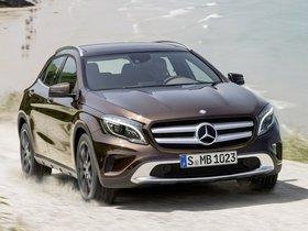 Ver foto 40 de Mercedes Clase GLA 220 CDI 4MATIC X156 2014