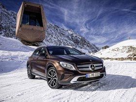 Ver foto 36 de Mercedes Clase GLA 220 CDI 4MATIC X156 2014