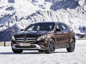 Ver foto 34 de Mercedes Clase GLA 220 CDI 4MATIC X156 2014