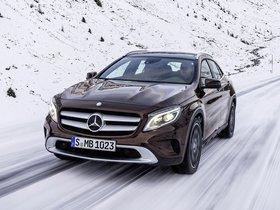 Ver foto 31 de Mercedes Clase GLA 220 CDI 4MATIC X156 2014
