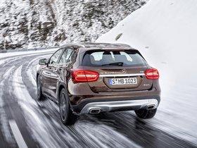 Ver foto 30 de Mercedes Clase GLA 220 CDI 4MATIC X156 2014