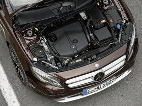 Ver foto 61 de Mercedes Clase GLA 220 CDI 4MATIC X156 2014