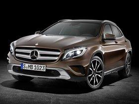 Ver foto 60 de Mercedes Clase GLA 220 CDI 4MATIC X156 2014