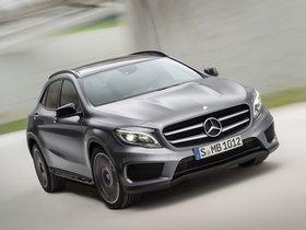 Ver foto 2 de Mercedes Clase GLA 250 4MATIC AMG Sport Package X156 2014