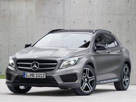 Ver foto 1 de Mercedes Clase GLA 250 4MATIC AMG Sport Package X156 2014