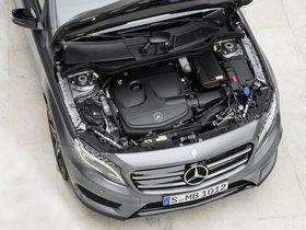 Ver foto 15 de Mercedes Clase GLA 250 4MATIC AMG Sport Package X156 2014