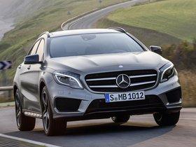 Ver foto 14 de Mercedes Clase GLA 250 4MATIC AMG Sport Package X156 2014