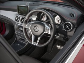 Ver foto 21 de Mercedes Clase GLA 250 4MATIC AMG Sport Package X156 UK 2014