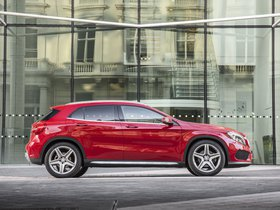 Ver foto 10 de Mercedes Clase GLA 250 4MATIC AMG Sport Package X156 UK 2014
