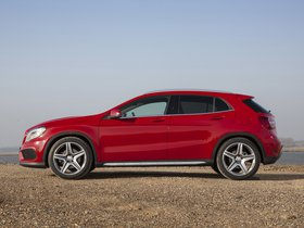 Ver foto 9 de Mercedes Clase GLA 250 4MATIC AMG Sport Package X156 UK 2014