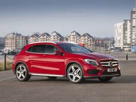 Ver foto 8 de Mercedes Clase GLA 250 4MATIC AMG Sport Package X156 UK 2014