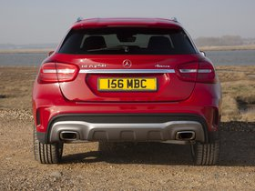 Ver foto 7 de Mercedes Clase GLA 250 4MATIC AMG Sport Package X156 UK 2014