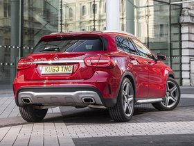 Ver foto 6 de Mercedes Clase GLA 250 4MATIC AMG Sport Package X156 UK 2014