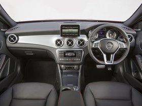 Ver foto 20 de Mercedes Clase GLA 250 4MATIC AMG Sport Package X156 UK 2014