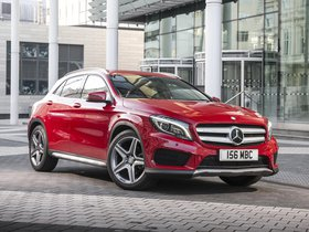 Ver foto 2 de Mercedes Clase GLA 250 4MATIC AMG Sport Package X156 UK 2014