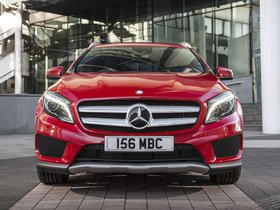 Ver foto 1 de Mercedes Clase GLA 250 4MATIC AMG Sport Package X156 UK 2014
