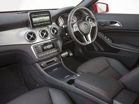 Ver foto 19 de Mercedes Clase GLA 250 4MATIC AMG Sport Package X156 UK 2014