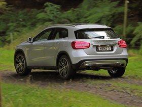 Ver foto 15 de Mercedes Clase GLA 250 4MATIC X156 Australia 2014